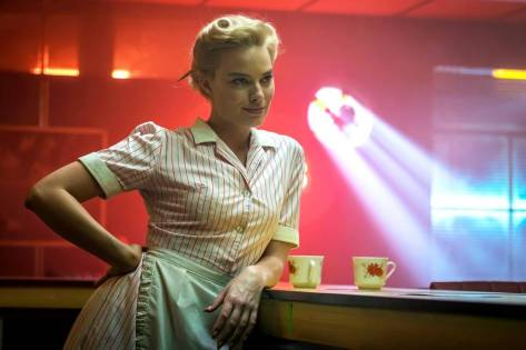 Terminal Margot Robbie as Annie CR: RLJE Films