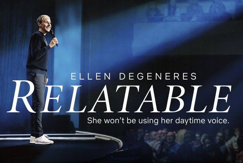 You Need Ellen DeGeneres' Relatable In YourLife