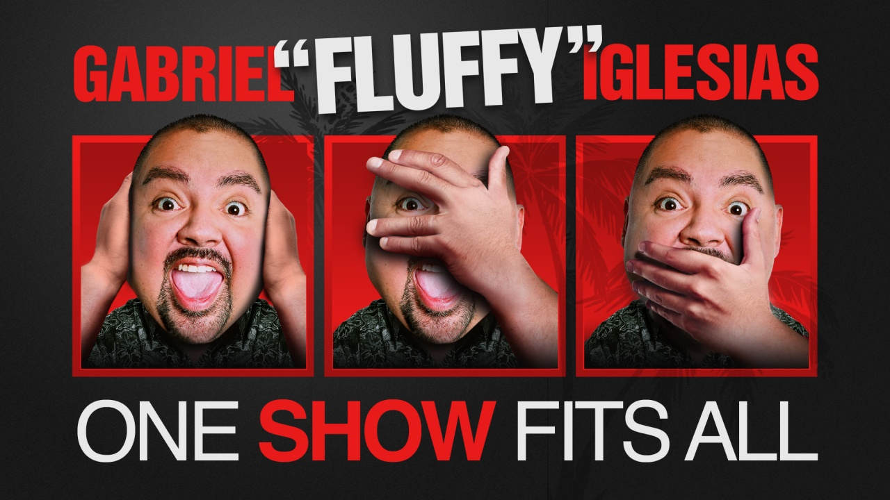 "Gabriel ""Fluffy"" Iglesias Truly Is The King Of Mexicans"